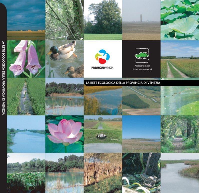 brochure progetto Rete Ecologica Provinciale