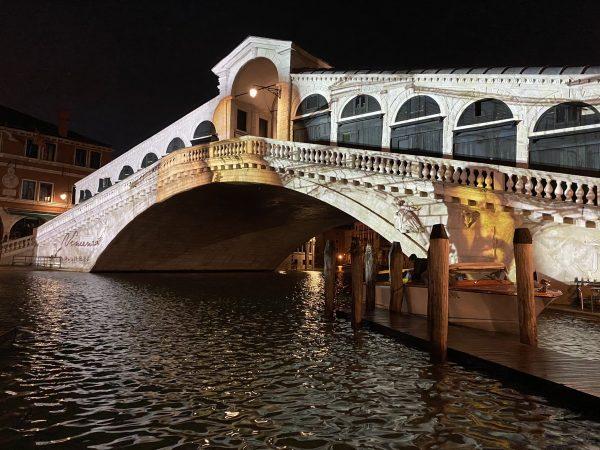 ponte di rialto Vincenzo Scamozzi